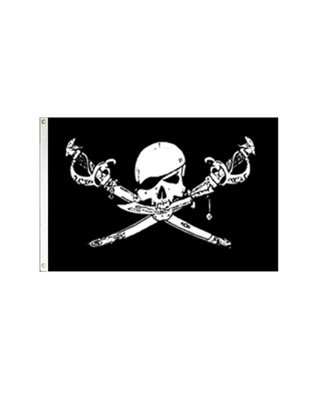 Brethren of the Coast Pirate 3x5 Polyester Flag