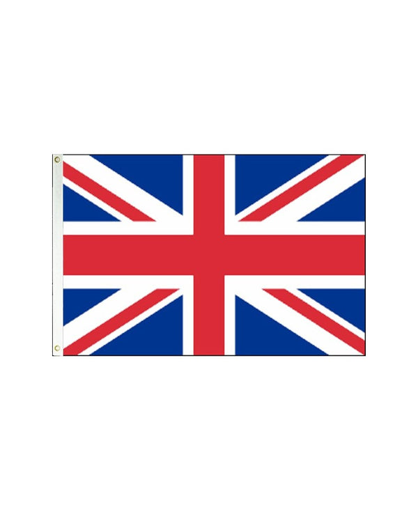 British (UK) 3x5 Polyester Flag