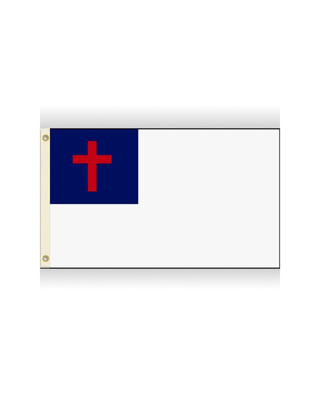 Christian 2x3 Polyester Flag