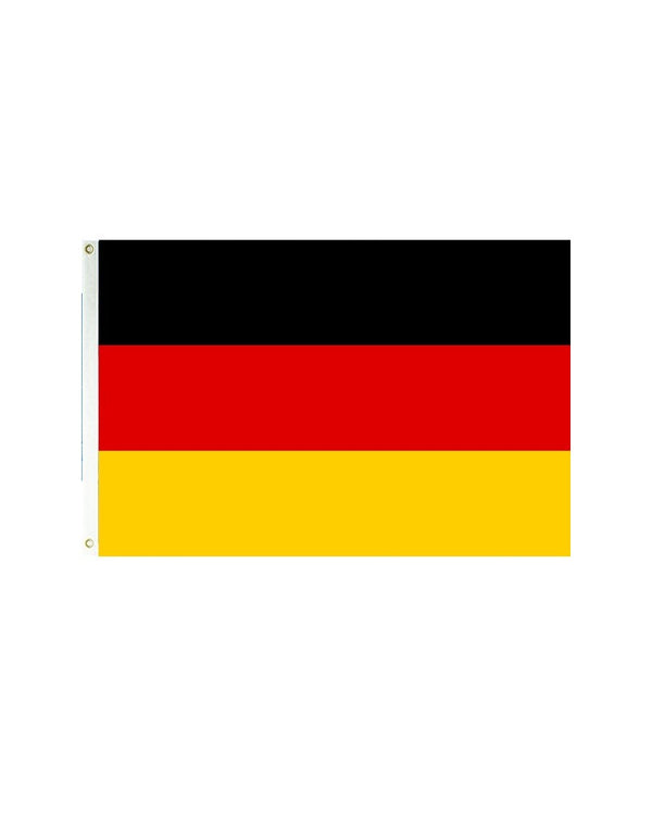 Germany 3x5 Polyester Flag