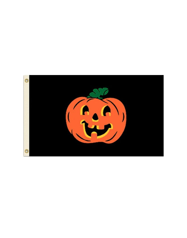 Halloween Pumpkin 3x5 Polyester Flag