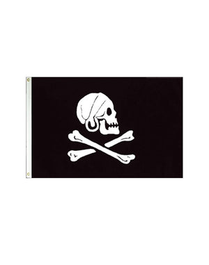 Henry Avery Pirate 3x5 Polyester Flag