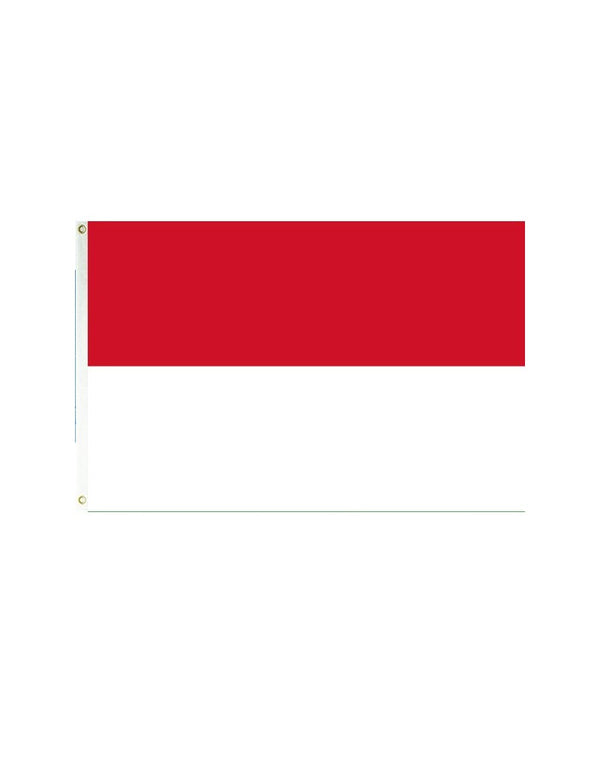 Indonesia 3x5 Polyester Flag