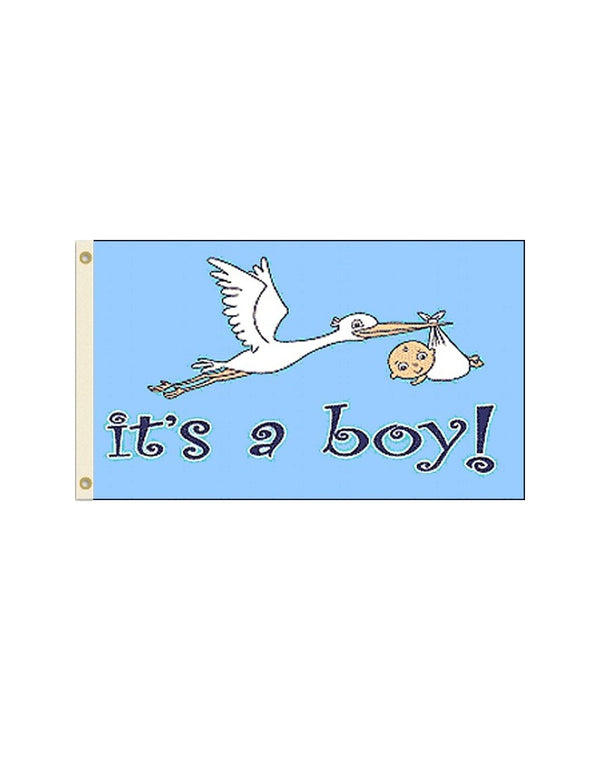 It's a Boy Flag 3x5 Polyester Flag