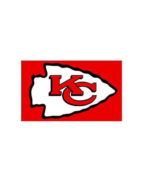 Kansas City Chiefs 3x5 Flag