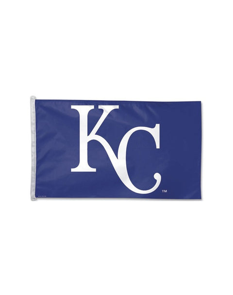 Kansas City Royals Polyester 3x5 Foot Flag
