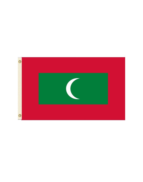 Maldives 3x5 Polyester Flag