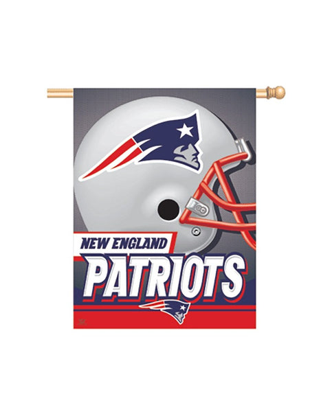 New England Patriots Hanging Banner Flag