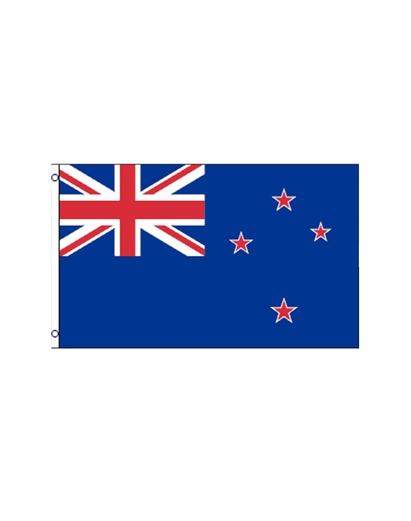 New Zealand 3x5 Polyester Flag