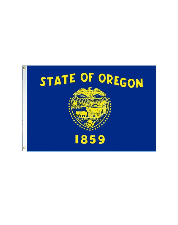 Oregon 3x5 Polyester Flag