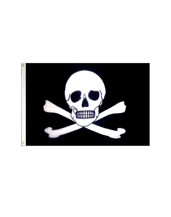 Poison Pirate 3x5 Polyester Flag