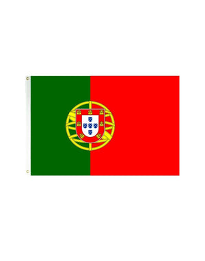 Portugal 3x5 Polyester Flag