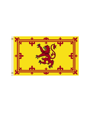 Scotland (Rampant Lion) 3x5 Polyester Flag