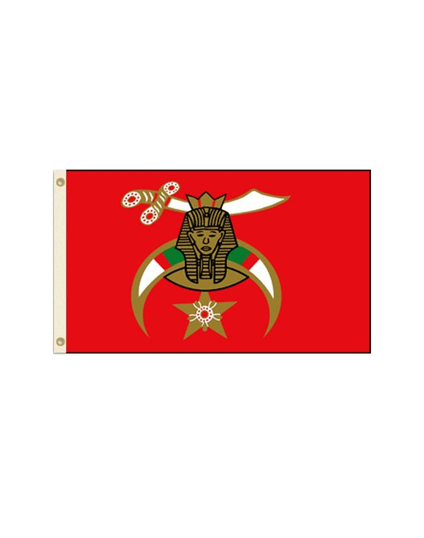 Shriner 3x5 Polyester Flag