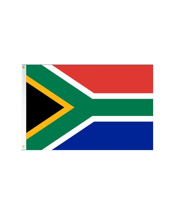South Africa 3x5 Polyester Flag