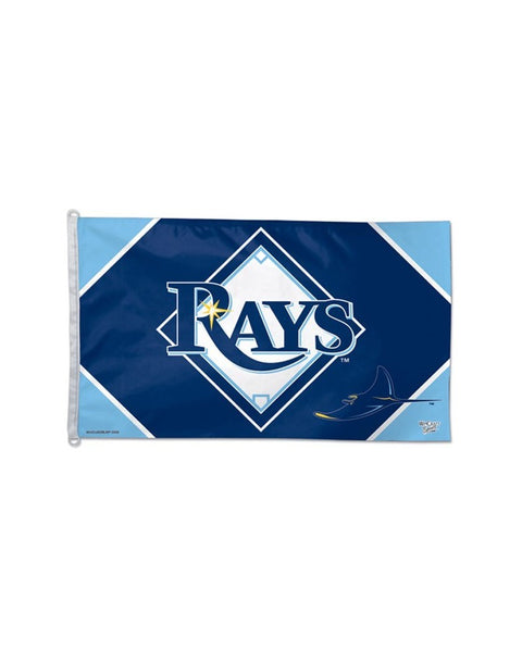 Tampa Bay Rays Polyester 3x5 Flag
