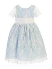 Load image into Gallery viewer, Special Occasion French Lace Dress