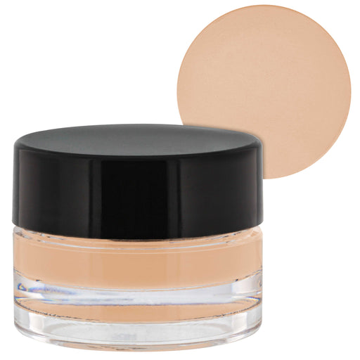 Belloccio High Definition Fair Shade Makeup Concealer 5 gram Jar - Conceal Imperfections, Hide Blemishes, Dark Under Eye Circles, Cosmetic Cream