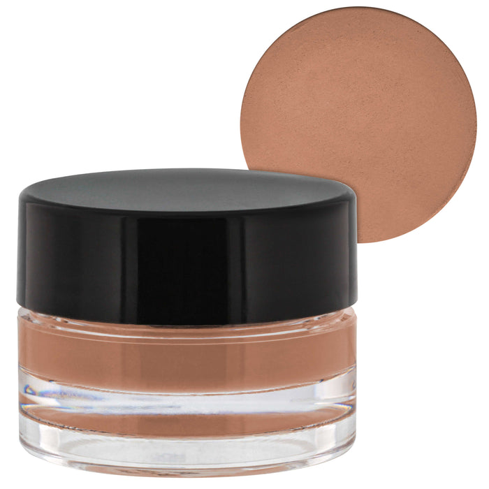 Belloccio High Definition Tan Shade Makeup Concealer 5 gram Jar - Conceal Imperfections, Hide Blemishes, Dark Under Eye Circles, Cosmetic Cream