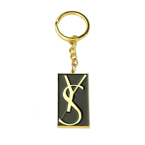 YS Keyring (Black/Gold)