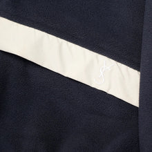 Nightshift Reversible Fleece (Navy/Bone)