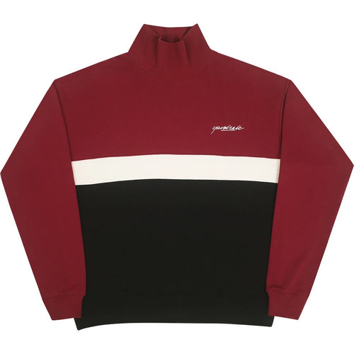 Menace Rollneck (Red/Black)