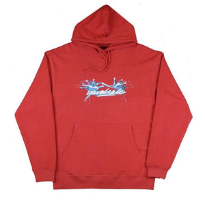 Magic Hands Hood Cardinal