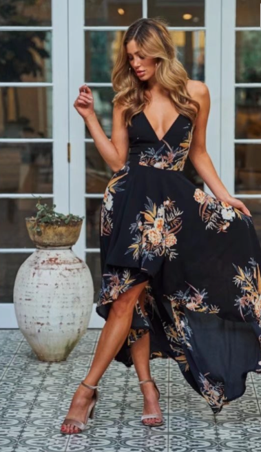 Twirl the Night Away Dress