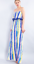 Load image into Gallery viewer, Neon Stripes Dress