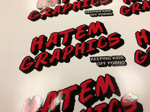 Hatem graphics keeping kids off P0rnO