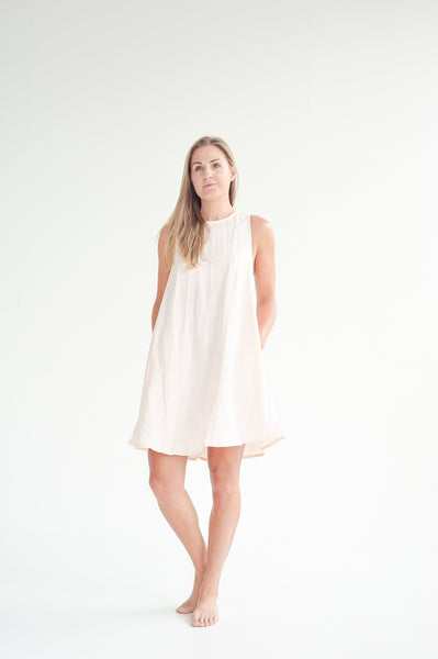 Willa dress (linen)