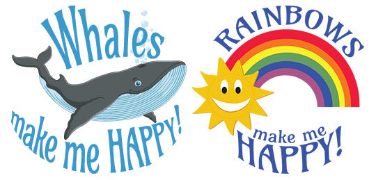 Whales Make Me Happy!