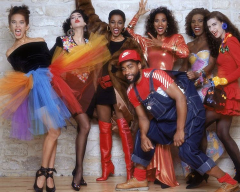 Patrick Kelly AND GIRLS