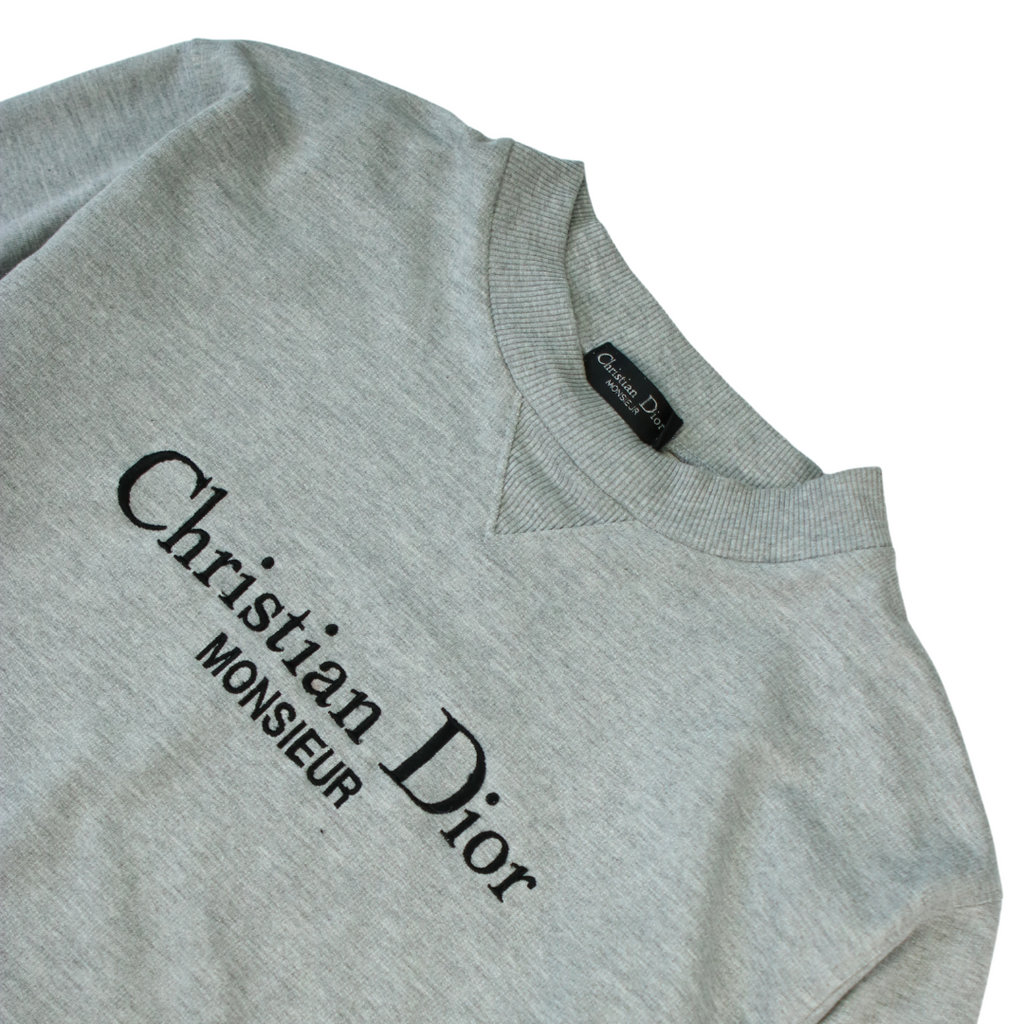 CHRISTIAN DIOR SWEATSHIRT