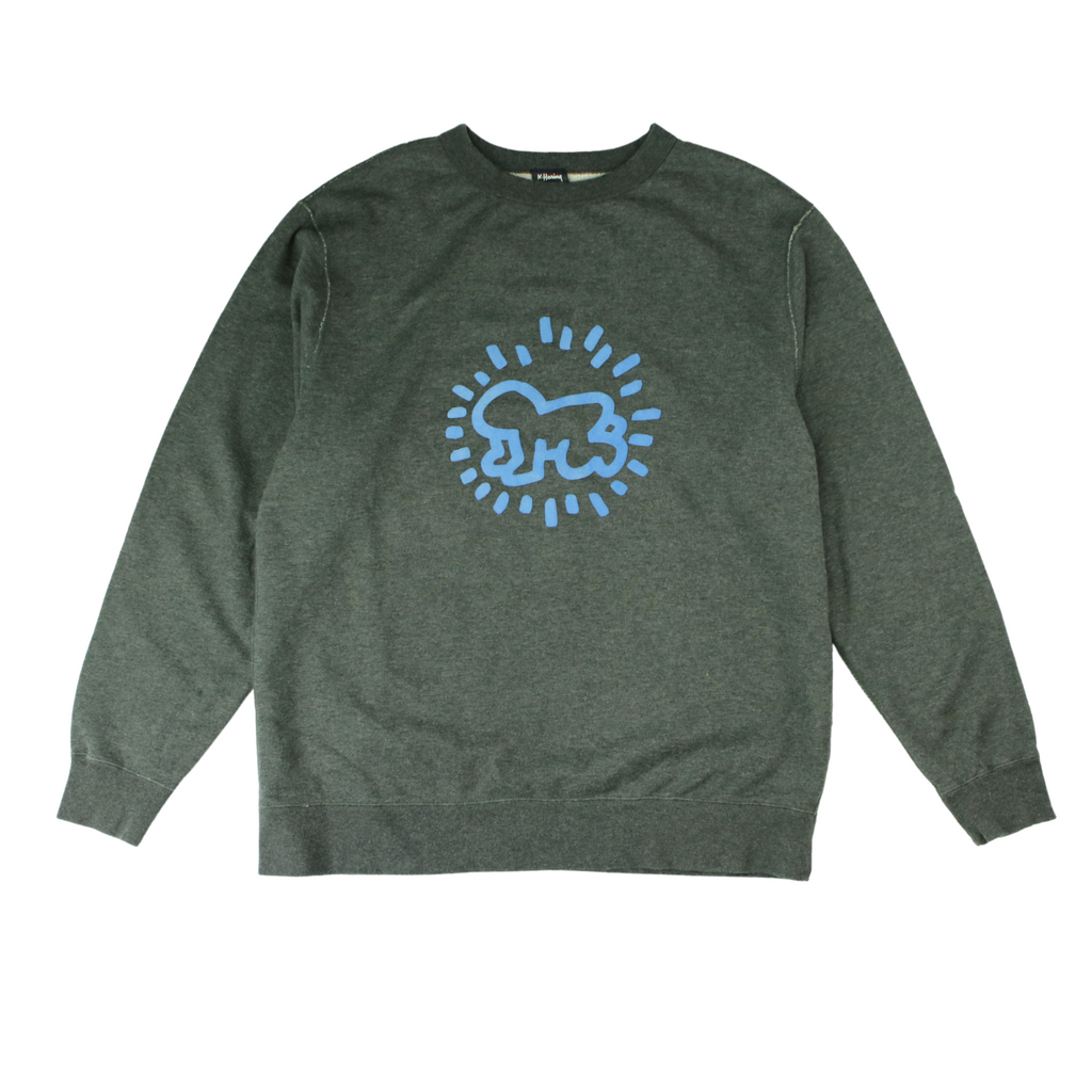 KEITH HARING RADIANT BABY SWEAT