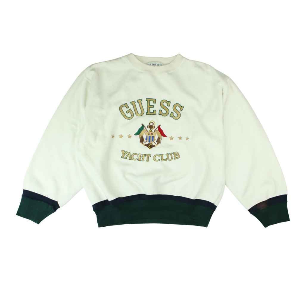 GUESS YATCH CLUB SWEATER