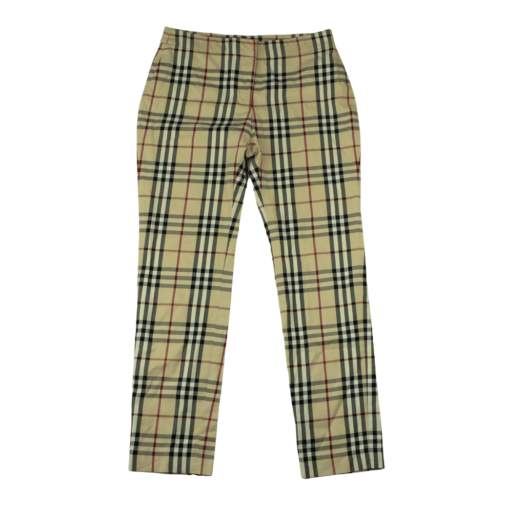BURBERRY NOVA 90S BOTTOMS