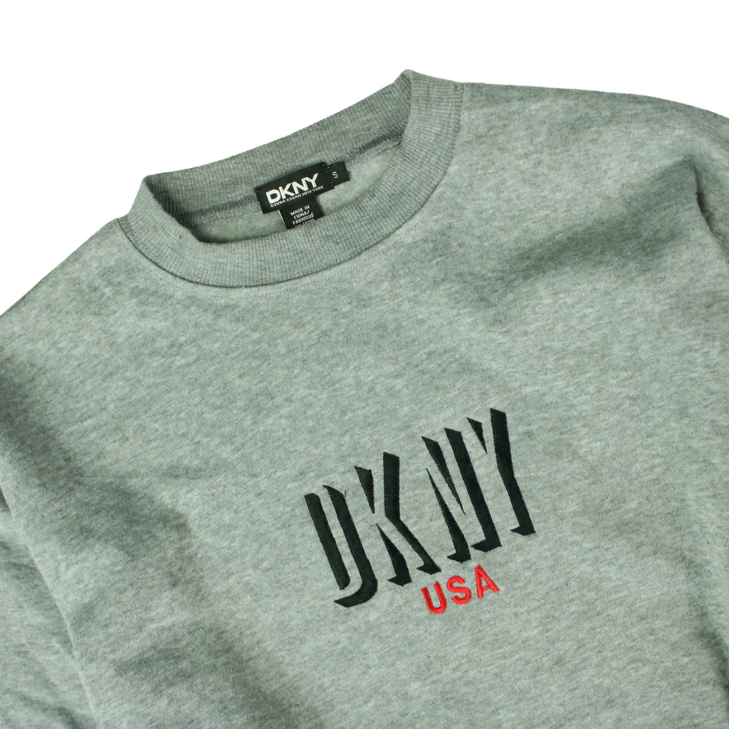 DKNY 90S USA SWEAT