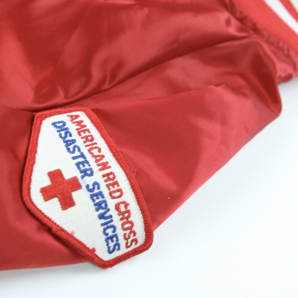 AMERICAN RED CROSS JACKET (M) - Thrifty Towel