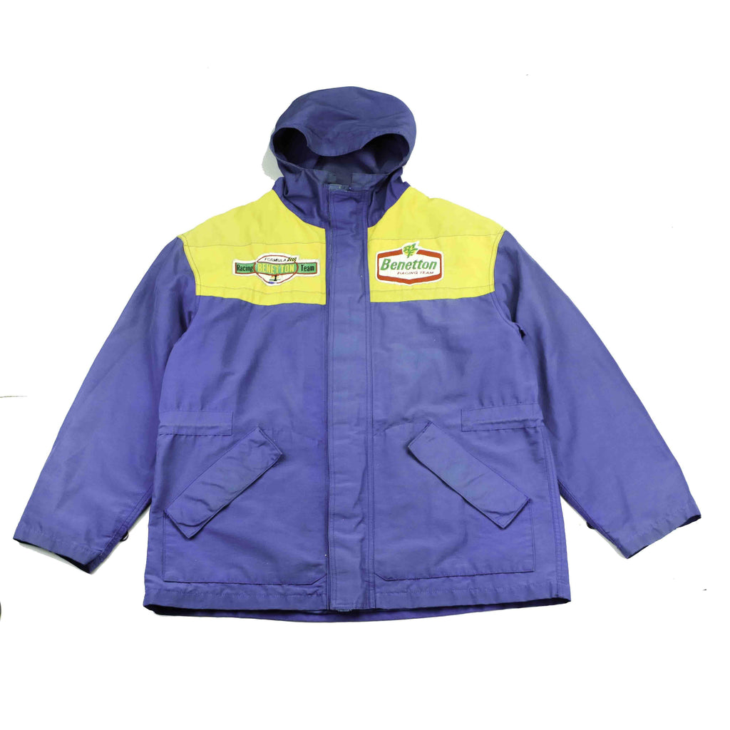BENETTON FORMULA 1 JACKET - Thrifty Towel