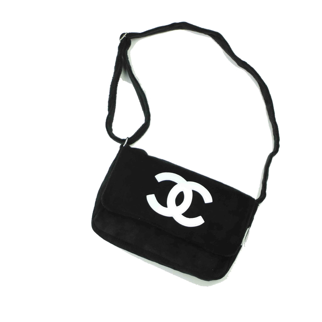 CHANEL PRECISON VIP GIFT CROSSBODY BAG - Thrifty Towel