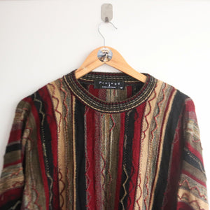 Vintage Coogi Style Sweater (M)