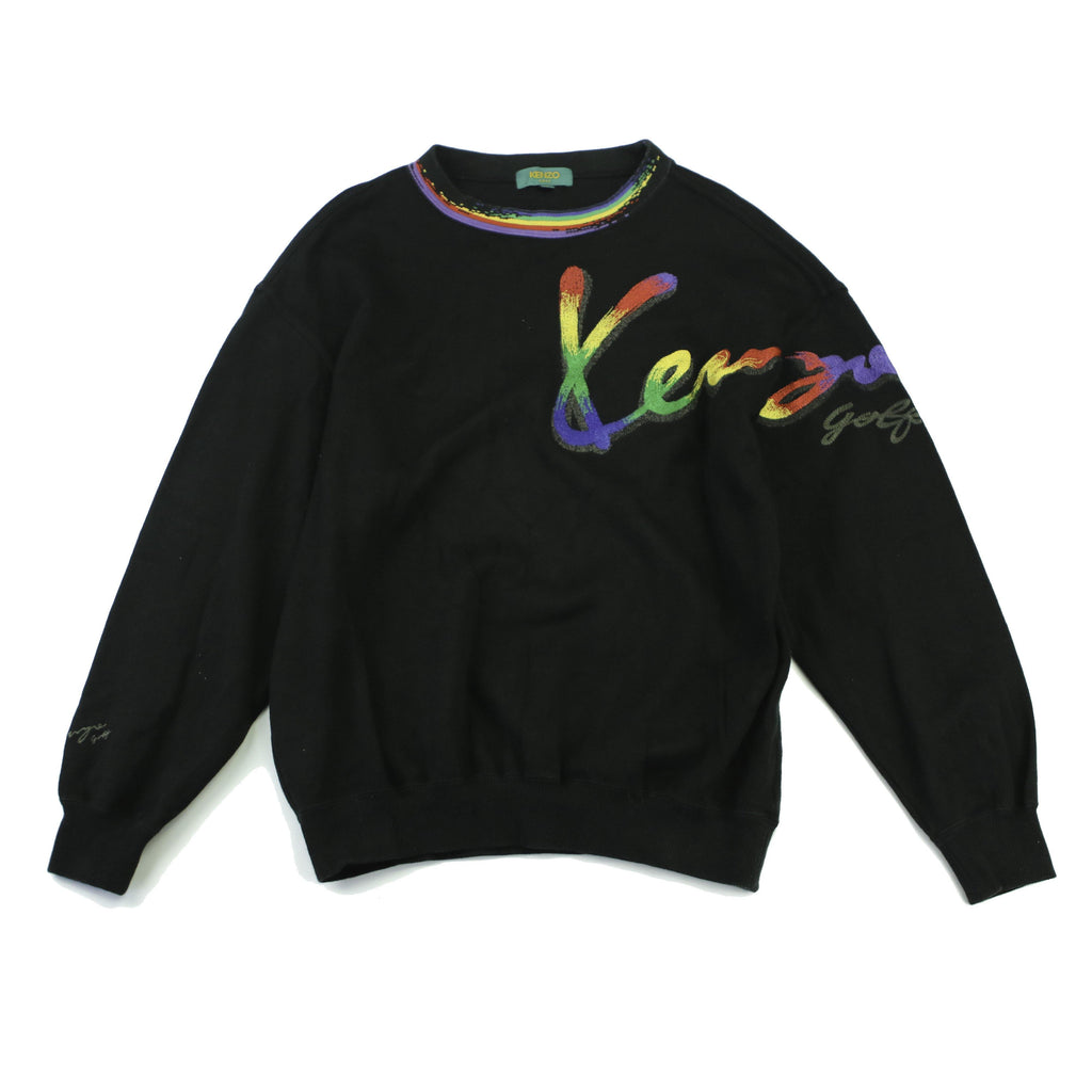 KENZO SPECTRUM CREW SWEAT - Thrifty Towel