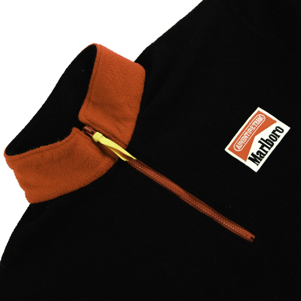 MARLBORO 1/4 ZIP FLEECE - Thrifty Towel
