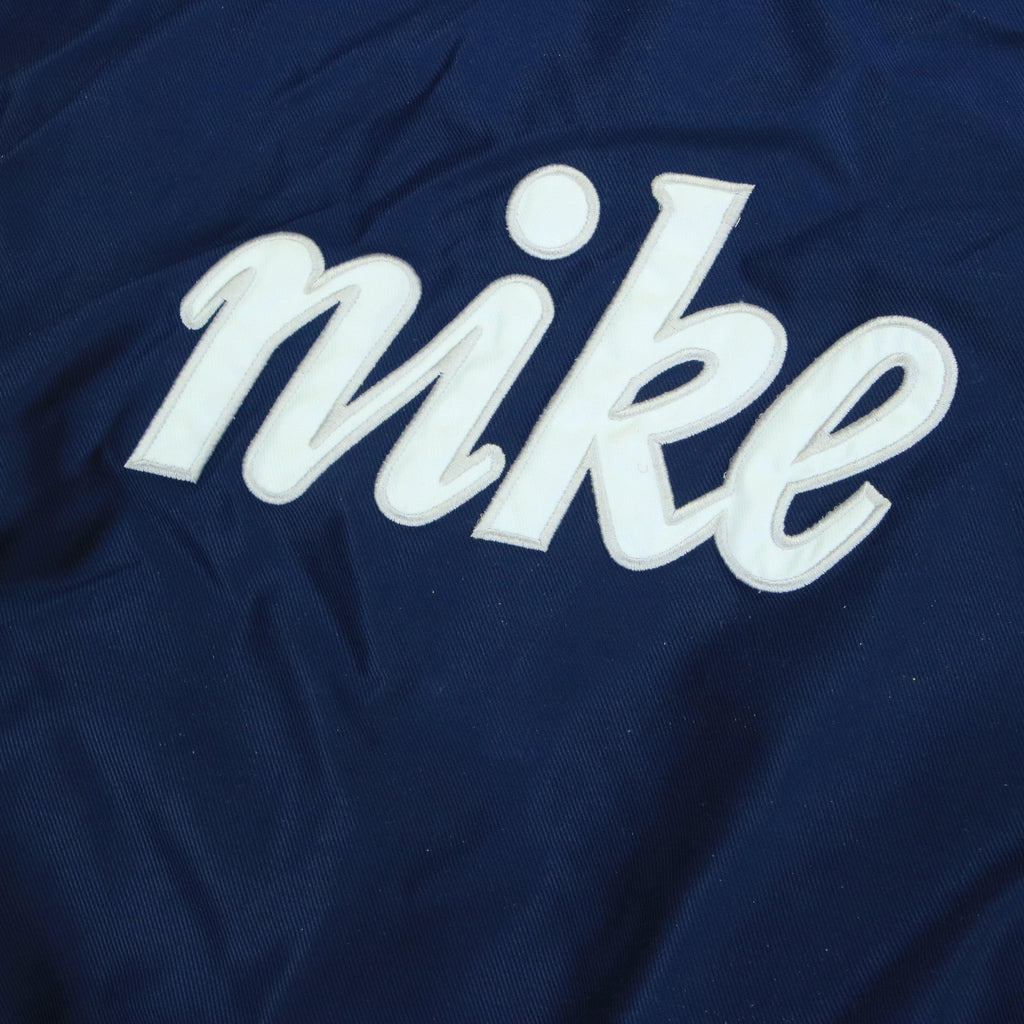NIKE 1990s BASEBALL JACKET - Thrifty Towel