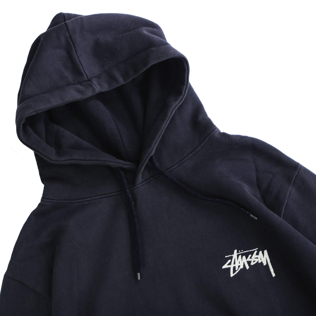 STUSSY POPOVER HOODY - Thrifty Towel