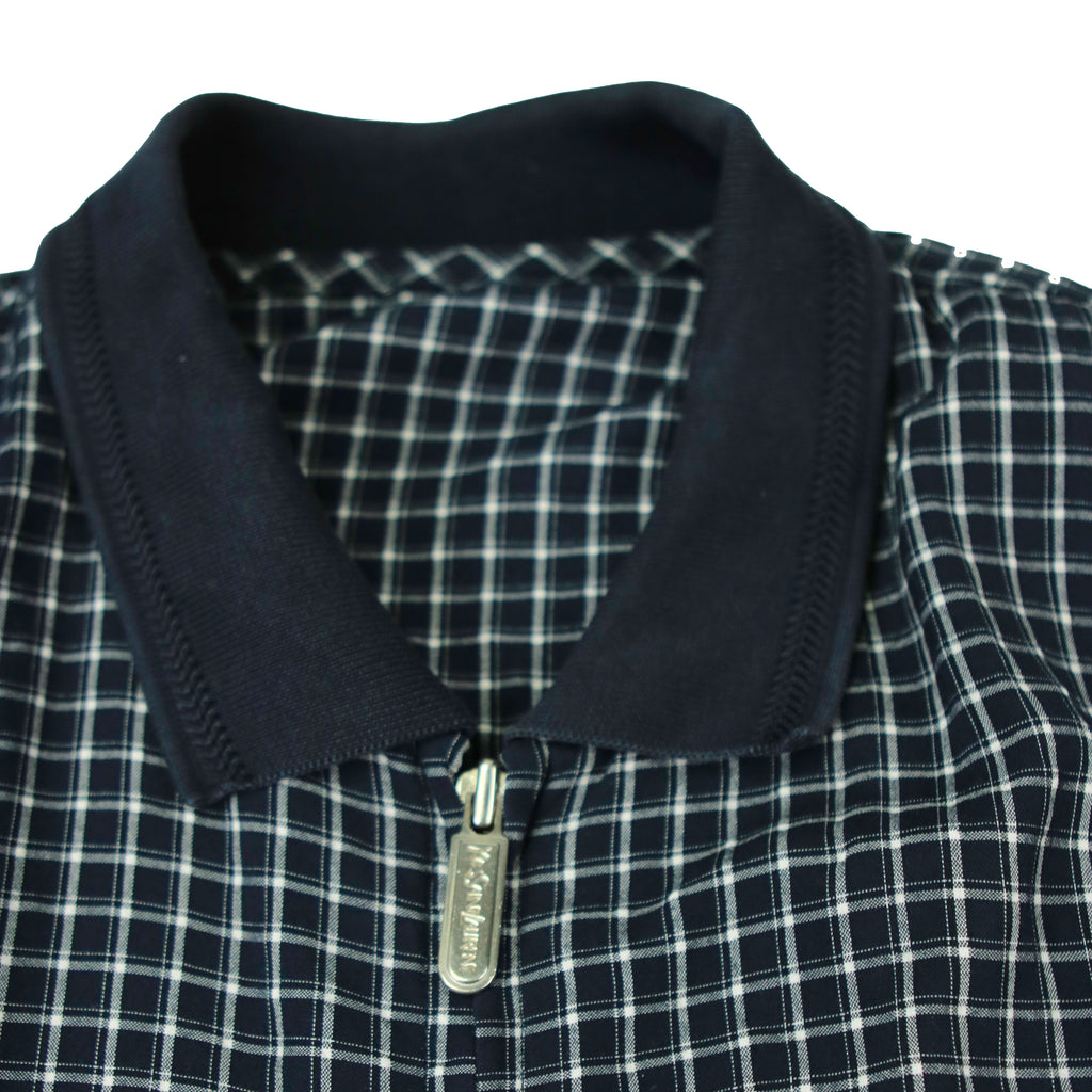 YVES SAINT LAURENT SOFT COLLAR HARRINGTON