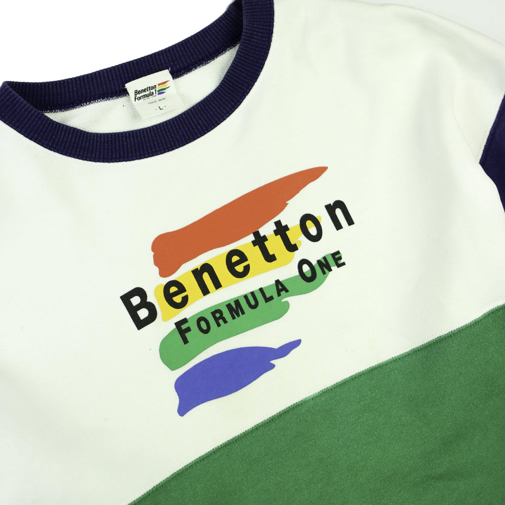 BENETTON FORMULA ONE - Thrifty Towel