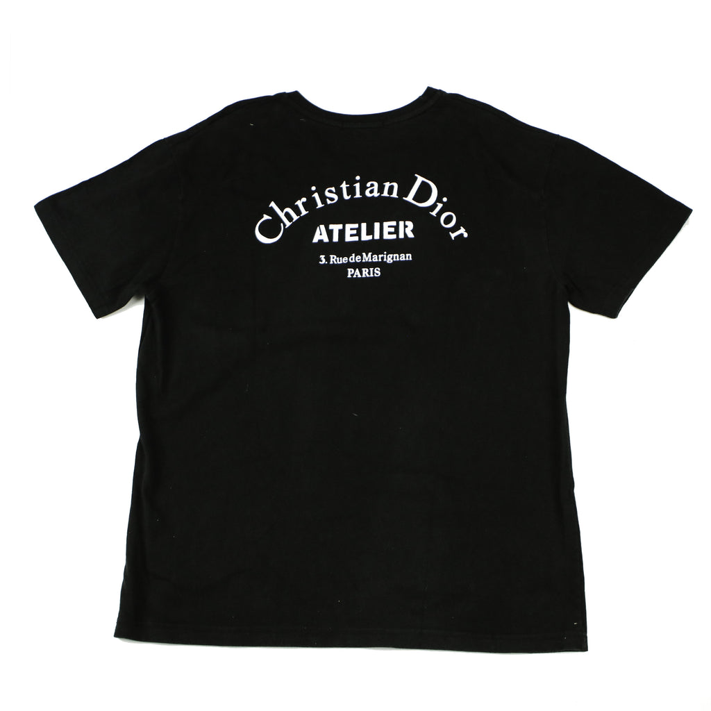 CHRISTAN DIOR ATELIAR TEE (M) - Thrifty Towel