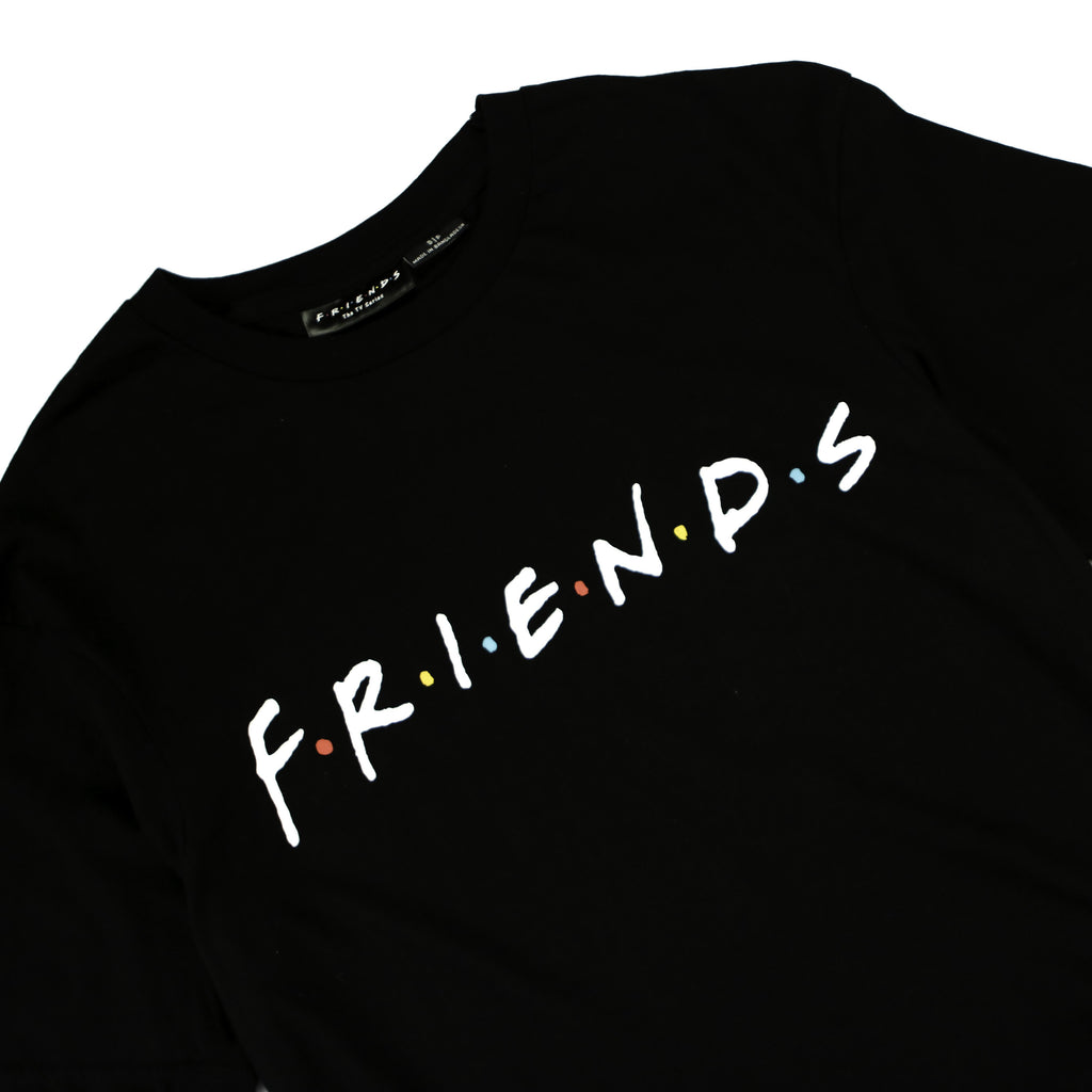 FRIENDS SPELLOUT T-SHIRT (S) - Thrifty Towel